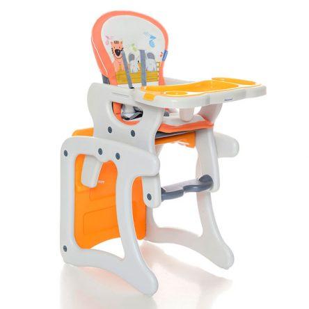Krausman – Scaun de masa multifunctional Lofty Orange