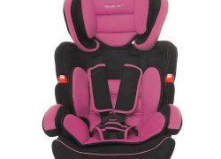 Krausman – Scaun auto Safe Purple 9-36kg