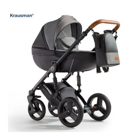 Krausman – Carucior 3 in 1 Nexxo Black