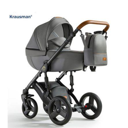 Krausman – Carucior 3 in 1 Nexxo Grey