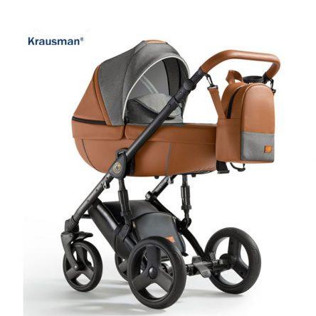Krausman – Carucior 3 in 1 Nexxo Caramel