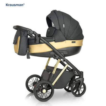 Krausman – Carucior 3 in 1 LEXXO Gold