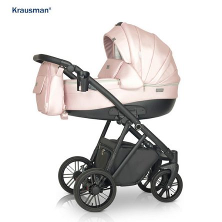 Krausman – Carucior 3 in 1 LEXXO Pearl