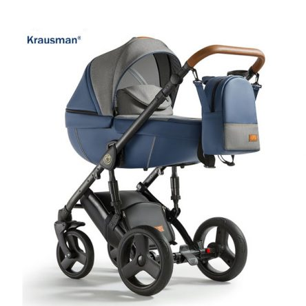 Krausman – Carucior 3 in 1 Nexxo Dark Blue