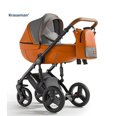 Krausman – Carucior 3 in 1 Nexxo Orange