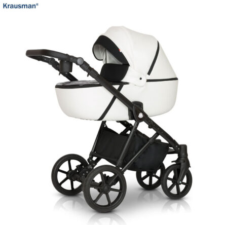 Krausman – Carucior 3 in 1 Xplorer White