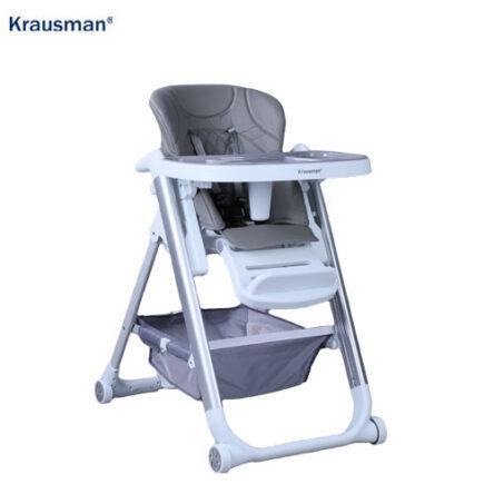 Krausman – Scaun de masa SkyLINE Lux Grey