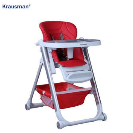 Krausman – Scaun de masa SkyLINE Lux Red